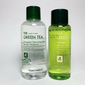 TONYMOLY The Chok Chok Green Tea DUO
